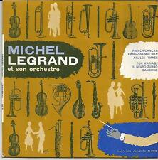 MICHEL LEGRAND French cancan EP GALA DES VARIETES