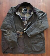 Barbour 'Bedale' Relaxed Fit Waterproof Waxed Cotton Jacket (Mens 44)