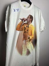Vintage 1992 Queen Freddie Mercury Aids Tour T Shirt Original Tee Xxl