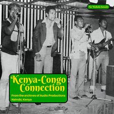 AFRO BEAT LP Kenya-Congo Connection: Archives of Audio Productions Nairobi Kenya