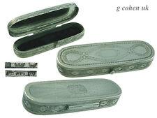 Georgian Silver Toothpick Case 1794
