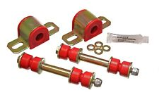 Energy Suspension Sway Bar Bushing Set Red Rear for Chevrolet Camaro # 3.5146R