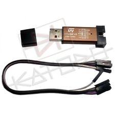 ST-Link V2 mini USB Programmer Debugger for STM8 STM32 device ( Random Color)