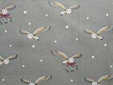 "Sophie Allport 100/% cotton/""Runner Duck""Fabric Remnant 50cm WideX 70cm Long 730"