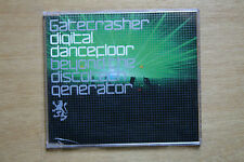 Gatecrasher: Digital (Australian Edition) ( Disc One Only) Dancefloor  (Box C89)