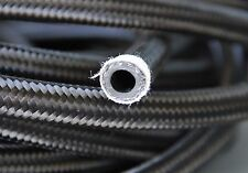 -16 AN STAINLESS/NYLON BRAIDED CPE HOSE OIL/FUEL LINE HOSE( Feet / Foot)