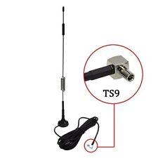 4G LTE Antenna TS9, 12dBi GSM High Gain Omni Antenna for Huawei ZTE USB dongle a