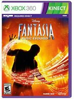 Fantasia: Music Evolved for Xbox 360 [New Video Game] Xbox 360