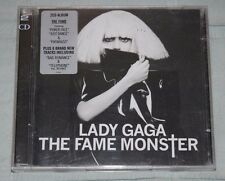 LADY GAGA The Fame Monster 2-Disc CD Album, 2009