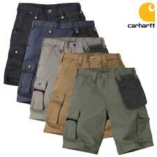 Carhartt Herren Cargohose Shorts EMEA Multipocket Ripstop Kurze Hose Arbeitshose