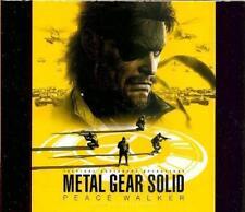 MICA-1137 Metal Gear Solid Peace Walker Original Soundtrack Miya Records CD