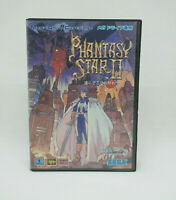 Sega Mega Drive - Phantasy Star II G-5501 Version Japan Komplettset