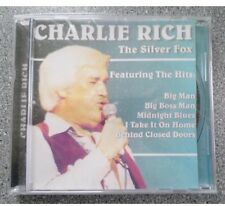 CHARLIE RICH - THE SILVER FOX - CD - ALBUM - (BRAND NEW & SEALED)