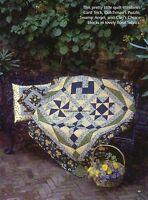 Bonnie Blue Quilt Pattern Pieced BC
