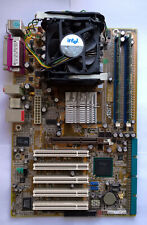 Abit IS7-E2G i865PE Mobo with Pentium 4 SL6WK 3GHz HT CPU and 2GB RAM - Test OK