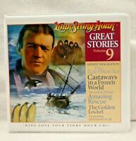 NEW Great Stories #9 from Your Story Hour Audio CD Album Set Ernest Shackleton