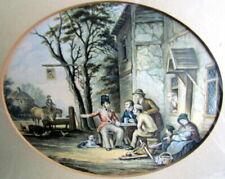 Antique (Pre - 1900) Landscape Miniature Art Prints