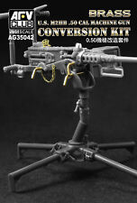AFV Club 1/35 Scale U.S. M2HB .50 Cal Machine Gun Conversion Kit AG35042