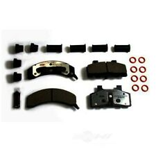 Disc Brake Pad Set-Sedan Front Autopartsource MF215K