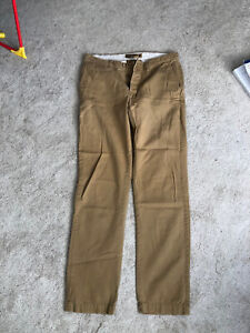 Superdry Mens Size M Chinos