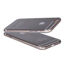 S6 Ultra fino Transparente Cristal Suave Cubierta de piel de Funda TPU para iPho