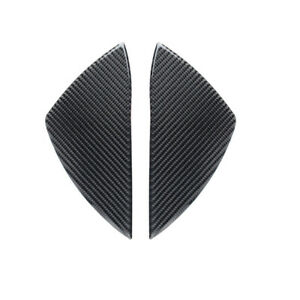Car Carbon Fiber Door Groove Cover Sticker For Mercedes Benz C Class W204 07-13