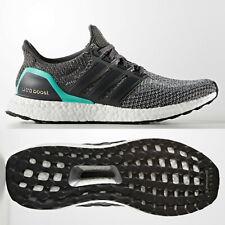 Adidas Ultra Boost 2.0 Hombres Zapatos para Correr Gris Como Nueva AQ5931 Ultraboost Tallas 7-11