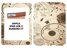 Ultradecal iPad Air 2 Skin Wrap Decal Printed Sticker 3M Vinyl - Marble Rose