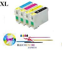 1-8 Cartouches pour Epson XP-355-432-435-442-445-452-455 Expression Home 48H