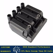 New Premium Ignition Coil Pack for VW Jetta Golf Beetle 2.0L L4 UF484 06A905097