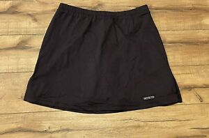 WILSON Hyper Tek System Black Tennis Skorts Skirt Size Medium ~ EUC ~ *WOW*