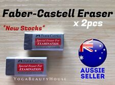 *2pcs* Faber Castell New Quality Eraser (students school rubber erasers pencil)