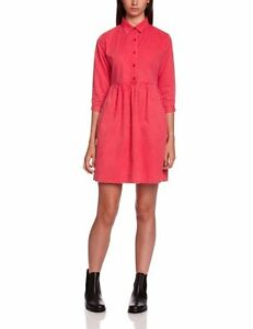 Motel Tinkerbell Tunic Women's Dress Red Wash Small - Brand new