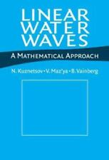 Linear Water Waves : A Mathematical Approach by B. R. Vainberg, V. Maz'ya and...