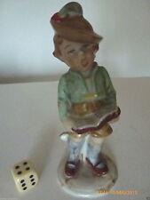 Thüringer-Porzellan-Figuren mit Kinder