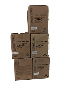 Ricoh C5100 (828350) Black Toner Cartridge