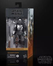 "Star Wars The Black Series Mandalorian Beskar 6"" Action Figure IN HAND"
