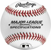 Rawlings Major League Specifications Baseball ROML - 1 Dozen