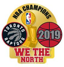 Official 2019 NBA Finals Champions Toronto Raptors Collectible Pin