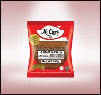 Garam Masala Powder From Ceylon, Sri Lankan Mixed Spice 100 g for Hot Taste