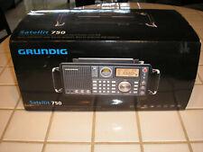 Grundig Satellit 750 Shortwave AM FM Air Receiver Ham Radio