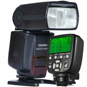 YONGNUO YN560-TX II YN560IV 2.4G Wireless Flash Trigger Controller Speedlite
