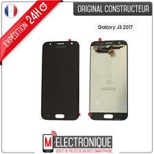 Ecran LCD Noir Original Samsung Galaxy J3 2017 SM-J330F + adhésif