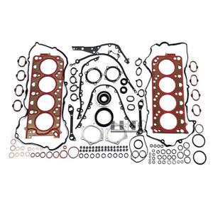 Engine Overhaul Rebuild Gasket Kit For Porsche Cayenne Panamera S GTS 4.8L V8