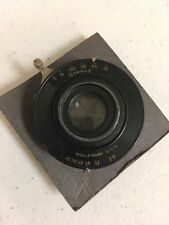 Vintage Wollensak Camera Lens Gamma X Shutter f8