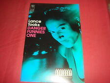 DANGER FUNNIES ONE #1 Lance Tooks Cry For Dawn Comics 1993 NM
