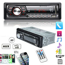 CAR STEREO AUTORADIO MP3 MP5 PLAYER USB/AUX FM RADIO AUDIO RICEVITORE USB/ SD/