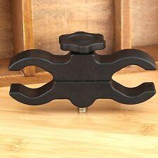 Anti-shake Scope Mount Barrel Ring Clamp Clip Holder for Flashlight Torch Laser