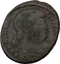 Magnentius Usurper 350-353AD Rare Authentic Ancient Roman Coin Victories  i36654
