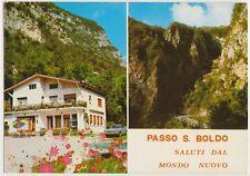 VIA S.BOLDO - BAR AL NUOVO MONDO - CISON DI VALMARINO (TREVISO)